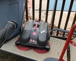 Patio Sweeper