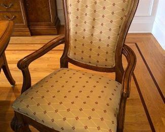 Thomasville Elysee Arm Chair
