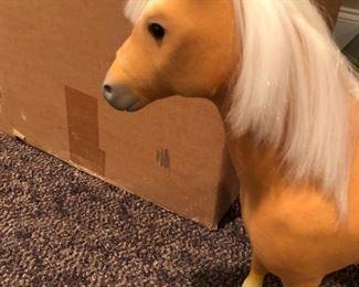 American Girl horse