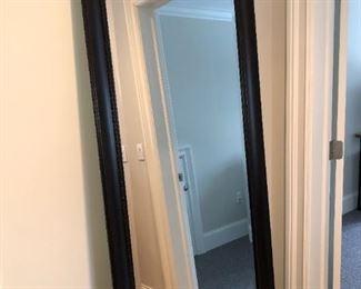 Tall black mirror