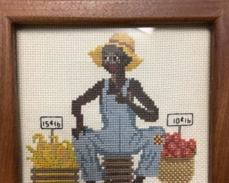 GULLAH STITCHED IN CHARLSTON