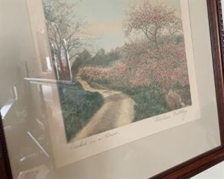 WALLACE NUTTING PRINT