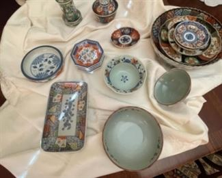 IMARI AND OTHER ORIENTAL MAKERS