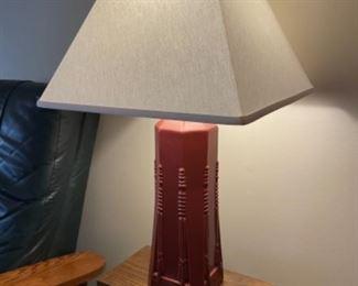 HAEGER SUMAC FRANK LLOYD WRIGHT LAMP