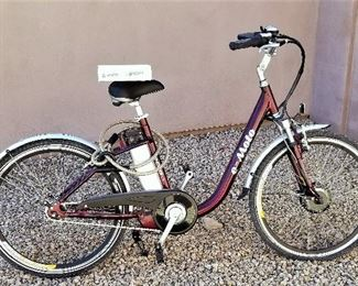 e-Moto Bike with charger