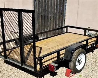 4x8 trailer. Great condition.