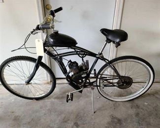 #1 • Shwinn Motorized Bicycle