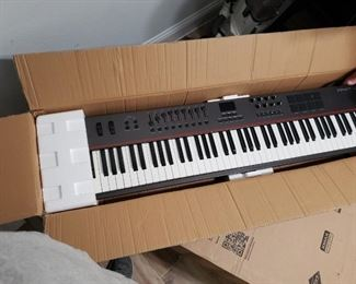 Nektar Impact LX88 plus MIDI Controller Keybard List price $240.00