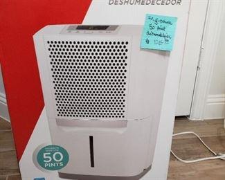 Frididair Used Dehumidifier List price $95.00