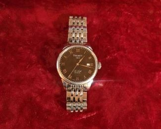 """Tissot """"Le Locle"""" Men's 25 Jewel Automatic Date w/ Sapphire Glass( REALLY hard to scratch) L164/264-1"""