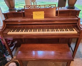 PIANO. BUY TODAY FOR $100.00 (PREVIOUSLY $200.00)