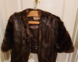 Fur coats low 100.00's