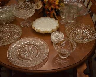 Collectible Glassware Galore!