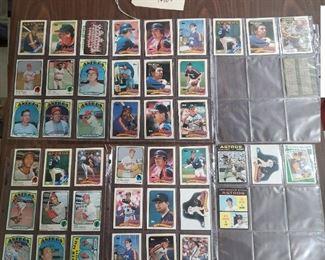 old baseball cards Topps