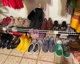 most shoes are size 6-6 1/2