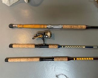 bottom rod is sold.