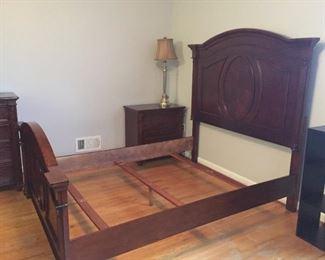 Queen Bed Frame.