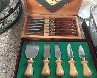 Nice Knife Set.