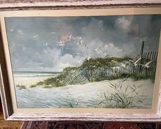 """""""Rendezvous"""" by Carolyn Blish $280"""
