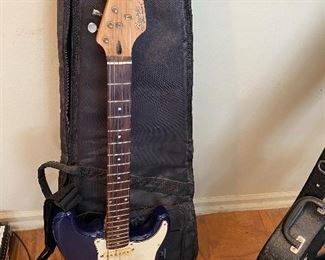 Fender Squier Stratocaster 1989  Made in Korea