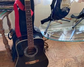 Vintage Lotus Acoustic Guitar L90