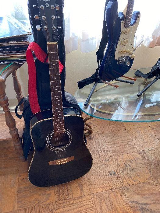 Vintage Lotus Acoustic Guitar L90