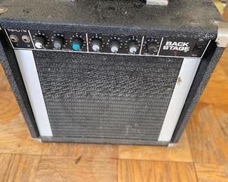 Peavey Back Stage Amp
