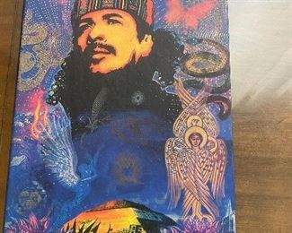 Santana CD Box Set