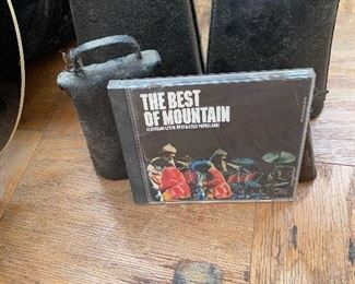 Cow Bells..Best of Mountain CD