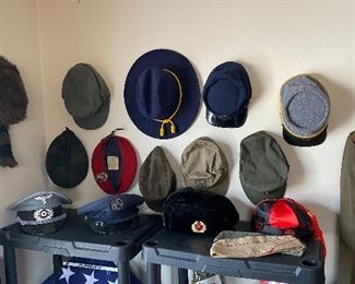 Hats..for Civil War, War Reenactments !