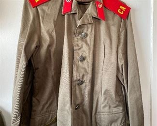 Russian Communist Shirt/Hat