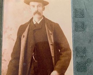 Real Photographs..Copy Doc Holliday