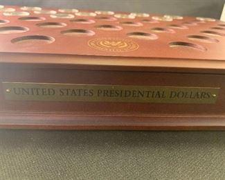 United States Presidential dollars