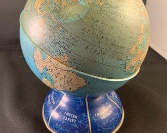 small globe bank