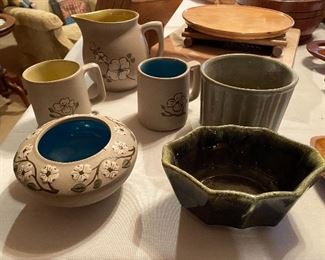 Pigeon Forge Pottery and others