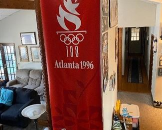 1996 Olympic Banner