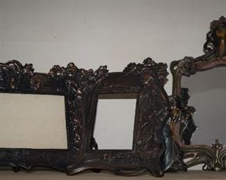 Art Deco / Art Nouveau Mirrors; 3