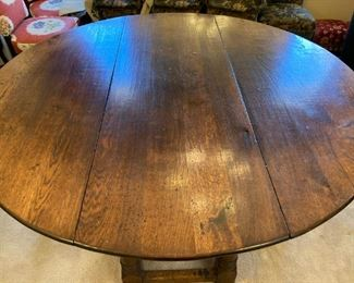 72 inch gateleg dining table