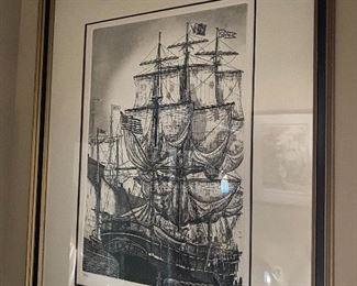 Various art prints