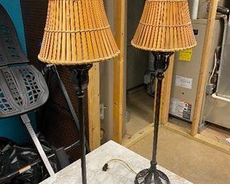 Berman Buffet Lamps