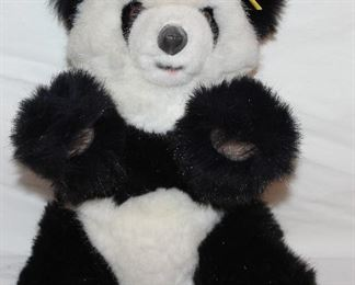 """STEIFF 14"""" Panda Bear"""