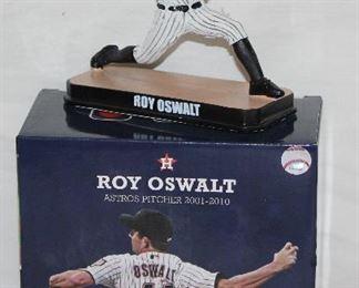"""Roy Oswarlt """"The Wizard""""  Houston Astros Bobblehead"""