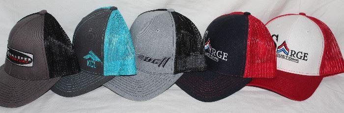 Richardson Baseball Cap Collection (never worn)
