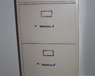 Hon Steel 4 Drawer Legal Filing Cabinet