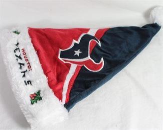 Houston Texans Christmas Stocking Cap