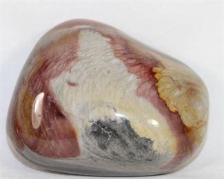"Polish Stone Agate (3""x 2"" x 1"")"