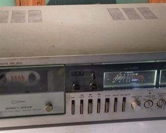 Onkyo TA-2050 Direct Drive Cassette Deck