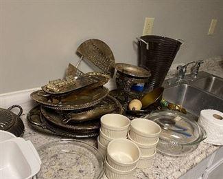 more silver plate