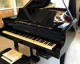 PETROF GRAND Player piano  92""
