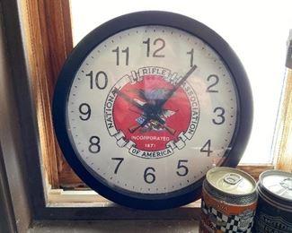 NRA clock